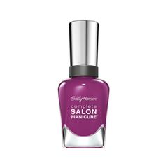 Лак для ногтей Sally Hansen Complete Salon Manicure™  425/499 (Цвет 425/499 Jewels of the Trade variant_hex_name B24469) kiss growth complete manicure system kts03c