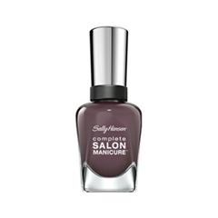 Лак для ногтей Sally Hansen Complete Salon Manicure 558 (Цвет 558 Talk Is Chic variant_hex_name 645558)