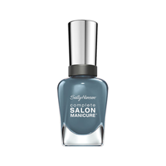 Лак для ногтей Sally Hansen Complete Salon Manicure™ 585 (Цвет 585 Bow to the Queen variant_hex_name 3A525A) sally hansen быстросохнущее верхнее покрытие dries instantly 13 3 мл