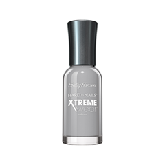 Лак для ногтей Sally Hansen Hard As Nails Xtreme Wear 624 (Цвет 624 Heavy Metal variant_hex_name AEAEB0)