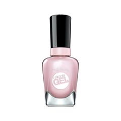 Гель-лак для ногтей Sally Hansen Miracle Gel 234 (Цвет 234 Plush Blush variant_hex_name E6CBD4) гель лак для ногтей sally hansen miracle gel 234 цвет 234 plush blush variant hex name e6cbd4