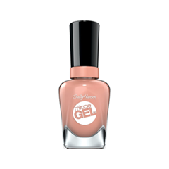 Гель-лак для ногтей Sally Hansen Miracle Gel 238 (Цвет 238 Regal Rose variant_hex_name FAC2C5) гель лак для ногтей sally hansen miracle gel 238 цвет 238 regal rose variant hex name fac2c5