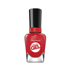 Miracle Gel 434 (Цвет 434 Poppy Patch variant_hex_name E82D3A)