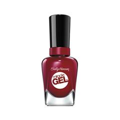 Гель-лак для ногтей Sally Hansen Miracle Gel 440 (Цвет 440 Dig Fig variant_hex_name 782718) лаки для ногтей sally hansen гель лак для ногтей miracle gel dig fig тон 440