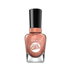 Гель-лак для ногтей Sally Hansen Miracle Gel 660 (Цвет 660 Terra-Coppa variant_hex_name D17866)