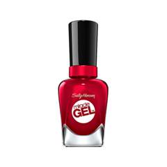 Гель-лак для ногтей Sally Hansen Miracle Gel 680 (Цвет 680 Rhapsody Red variant_hex_name B4052C) гель лак для ногтей sally hansen miracle gel 680 цвет 680 rhapsody red variant hex name b4052c