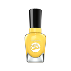Гель-лак для ногтей Sally Hansen Miracle Gel 769 (Цвет 769 Gigabryte variant_hex_name FFE237)