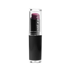 Помада Wet n Wild Mega Last Lip Color 908C (Цвет 908C Sugar Plum Fairy variant_hex_name 800C5F)