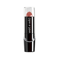 Помада Wet n Wild Silk Finish Lipstick 530D (Цвет 530D Dark Pink Frost variant_hex_name BC798A)  помада wet n wild silk finish lipstick e522a цвет e522a dark wine variant hex name 774f5a
