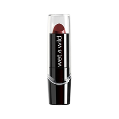 Помада Wet n Wild Silk Finish Lipstick 536A (Цвет 536A Dark Wine variant_hex_name A06962)  помада wet n wild silk finish lipstick e522a цвет e522a dark wine variant hex name 774f5a