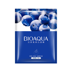 Тканевая маска BioAqua Wonder Facial Mask (Объем 30 г) тканевая маска bioaqua animal tiger supple mask объем 30 г