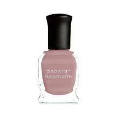 книги по маникюру Лак для ногтей Deborah Lippmann Gel Lab Pro Lay Lady Lay (Цвет Lay Lady Lay variant_hex_name 70525a)