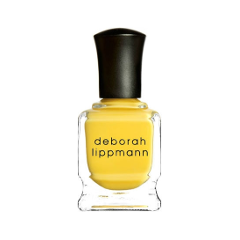 Лак для ногтей Deborah Lippmann Sheer Nail Polish Yellow Brick Road (Цвет Yellow Brick Road variant_hex_name fed53e) элтон джон elton john goodbye yellow brick road 4 cd dvd
