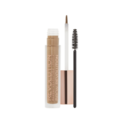 Brow Revolution Brow Gel Soft Brown (Цвет Soft Brown variant_hex_name 8E6F5B)