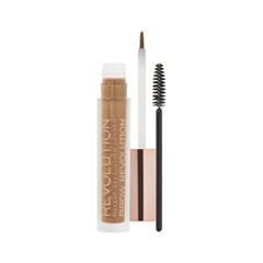 Гель для бровей REVOLUTION Makeup Brow Revolution Brow Gel Auburn (Цвет Auburn variant_hex_name 805E49) lamel professional гель для бровей brow gel 03 10 мл