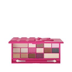 Для глаз Makeup Revolution I Heart Makeup Wonder Palette Chocolate Love (Цвет Chocolate Love variant_hex_name DCA7B9)