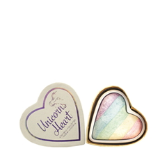 Хайлайтер Makeup Revolution Blushing Hearts Goddess of Love Highlighter Unicornspalette makeup revolution i heart blushing heart unicornspalette хайлайтер