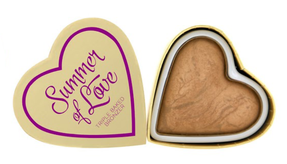 I Heart Makeup Blushing Hearts Summer of Love (Цвет Summer of Love  variant_hex_name CCA17A)