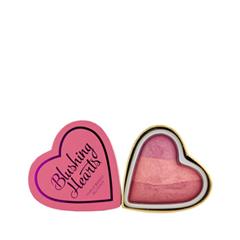 I Heart Makeup Blushing Hearts Triple Baked Blushes Blushing Heart (Цвет Blushing Heart  variant_hex_name DE6785)