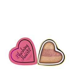 I Heart Makeup Blushing Hearts Triple Baked Blushes Peachy Keen Heart (Цвет Peachy Keen Heart variant_hex_name D1938F)