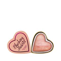 Румяна Makeup Revolution I Heart Makeup Blushing Hearts Triple Baked Blushes Peachy Pink Kisses (Цвет Peachy Pink Kisses variant_hex_name EAAC96) перфоратор makita hr2810