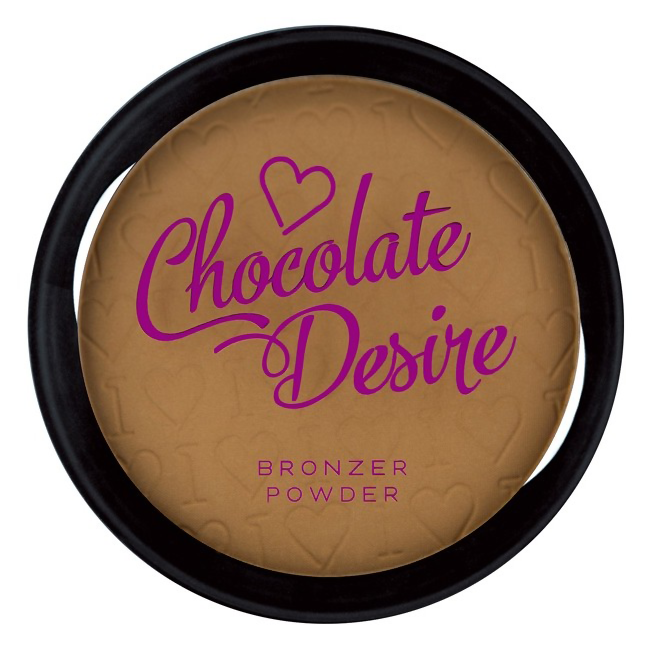 Бронзатор Makeup Revolution I Heart Makeup The Go Bronzer Chocolate Desire (Цвет Chocolate Desire variant_hex_name CA9A6B) makeup revolution i heart blushing heart unicornspalette хайлайтер