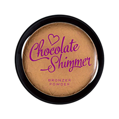 Бронзатор Makeup Revolution I Heart Makeup The Go Bronzer Chocolate Shimmer (Цвет Chocolate Shimmer variant_hex_name AD865A) makeup revolution i heart blushing heart unicornspalette хайлайтер