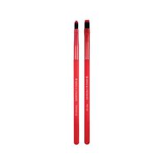 Набор кистей для макияжа Royal & Langnickel Moda™ Ezglam Duo Luscious Lips набор кистей для макияжа 5 шт royal