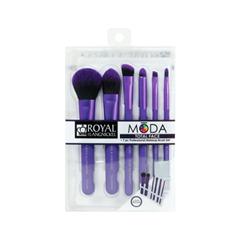 Набор кистей для макияжа Royal & Langnickel Moda™ Purple
