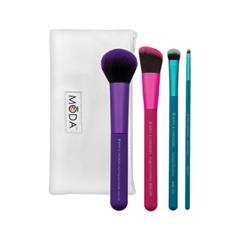 Набор кистей для макияжа Royal & Langnickel Moda™ Complete