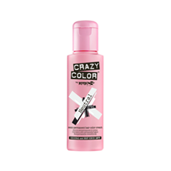 Полуперманентное окрашивание Crazy Color Semi-Permanent Hair Color Cream 31 (Цвет 31 Neutral variant_hex_name E4E4E2) краска для волос kaaral color nourishing permanent hair color v