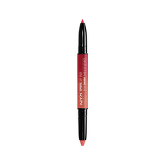 Карандаш для губ NYX Professional Makeup Ombre Lip Duo 04 (Цвет 04 Freckles  Speckles variant_hex_name EB827F)