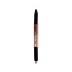 Карандаш для губ NYX Professional Makeup Ombre Lip Duo 06 (Цвет 06 Cookies  Cream variant_hex_name C19379)