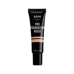 Тональная основа NYX Professional Makeup Пигмент Pro Foundation Mixer 02 (Цвет 02 Luminous variant_hex_name F0CBB1) nyx professional makeup стойкая тональная основа total control drop foundation deep sable