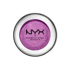 Тени для век NYX Professional Makeup Prismatic Eye Shadow 19 (Цвет 19 Volatile variant_hex_name BE78C0)