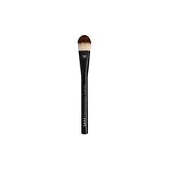 Кисть для лица NYX Professional Makeup Pro Flat Foundation Brush