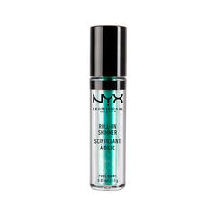 Тени для век NYX Professional Makeup Roll On Eye Shimmer 01 (Цвет 01 Green variant_hex_name 4AB895)