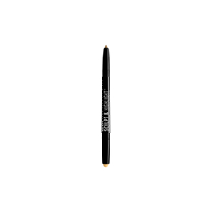 Карандаш для бровей NYX Professional Makeup Sculpt Highlight Brow Contour 01 (Цвет 01 Blonde / Ivory variant_hex_name A4825D) карандаш для бровей ardell mechanical brow pencil blonde цвет blonde variant hex name a88a78