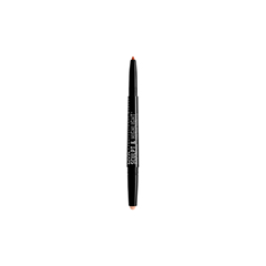 Карандаш для бровей NYX Professional Makeup Sculpt Highlight Brow Contour 04 (Цвет 04 Auburn / Soft Pink variant_hex_name 8E5234)