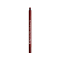 Карандаш для губ NYX Professional Makeup Slide On Lip Pencil 01 (Цвет 01 Dark Soul variant_hex_name 720A11)
