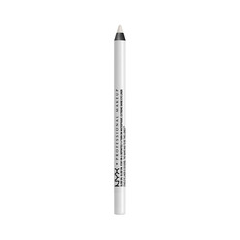 Карандаш для глаз NYX Professional Makeup Slide on Pencil 04 (Цвет 04 Pure White variant_hex_name E8E8E8)