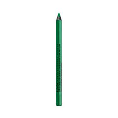 Карандаш для глаз NYX Professional Makeup Slide on Pencil 06 (Цвет 06 Esmeralda variant_hex_name 08A550)