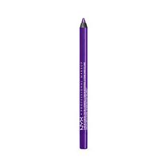 Карандаш для глаз NYX Professional Makeup Slide on Pencil 10 (Цвет 10 Purple Blaze variant_hex_name 6A5B9C)