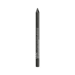 Карандаш для глаз NYX Professional Makeup Slide on Pencil 11 (Цвет 11 Gun Metal variant_hex_name 747675)