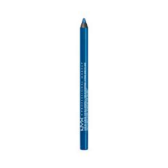 Карандаш для глаз NYX Professional Makeup Slide on Pencil 14 (Цвет 14 Sunrise Blue variant_hex_name 2F5BA3)