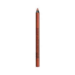 Карандаш для глаз NYX Professional Makeup Slide on Pencil 16 (Цвет 16 Golden Bronze variant_hex_name 7B371E) пудры nyx professional makeup финишная пудра nofilter finishing powder golden 11