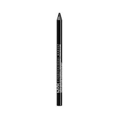 Карандаш для глаз NYX Professional Makeup Slide On Pencil (Цвет 07 Jet Black variant_hex_name 222222)