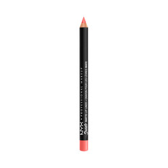 Карандаш для губ NYX Professional Makeup Suede Matte Lip Liner 02 (Цвет 02  Lifes A Beach variant_hex_name FD7774) косметические карандаши nyx professional makeup замшевый карандаш для губ suede matte lip liner pink lust 08