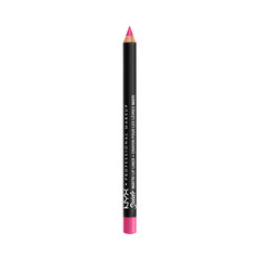 Карандаш для губ NYX Professional Makeup Suede Matte Lip Liner 08 (Цвет 08 Pink Lust variant_hex_name E94480) косметические карандаши nyx professional makeup замшевый карандаш для губ suede matte lip liner pink lust 08