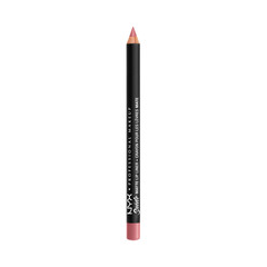 Карандаш для губ NYX Professional Makeup Suede Matte Lip Liner 09 (Цвет 09 Tea & Cookies variant_hex_name D6767A) косметические карандаши nyx professional makeup замшевый карандаш для губ suede matte lip liner pink lust 08